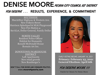 Denise Moore ad
