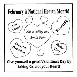 Happy heart month