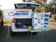 Tazewell County Jaycees October Trunk-Or-Treat: Community Service for Families This Halloween