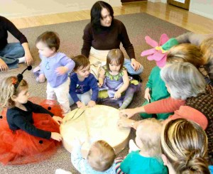 Kindermusik Gives Children a Lifelong Love of Music and a Foundation for Learning