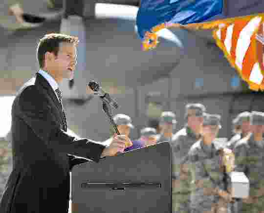 Aaron Schock Works for 18th Congressional District