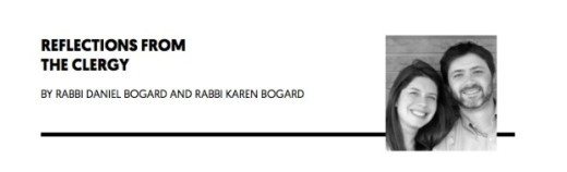 rabbi daniel bogard