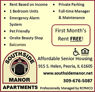 Southside Manor (first month rent free)