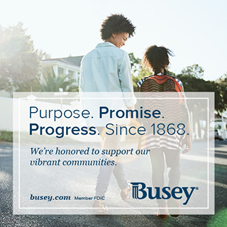 Busey Bank (Purpose. Promise. Progress)