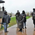 bus boycott statue