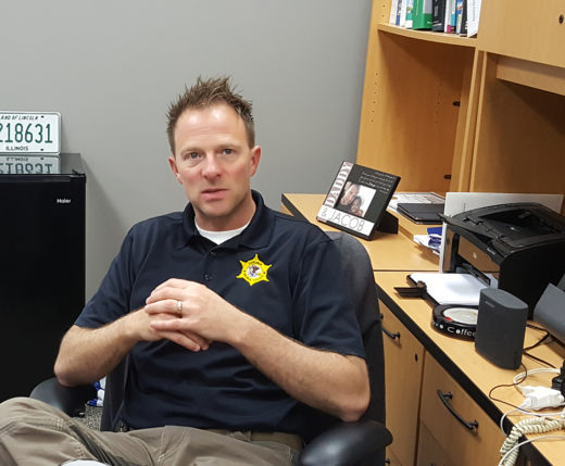 Peoria County Coroner Jamie Harwood