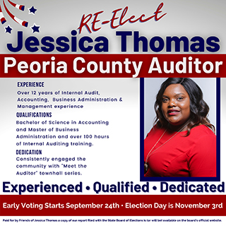 Advertisement - Jessica Thomas