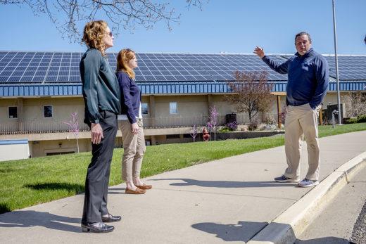 PPD solar panels